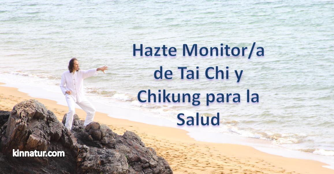 curso monitor taichi y chikung para la salud