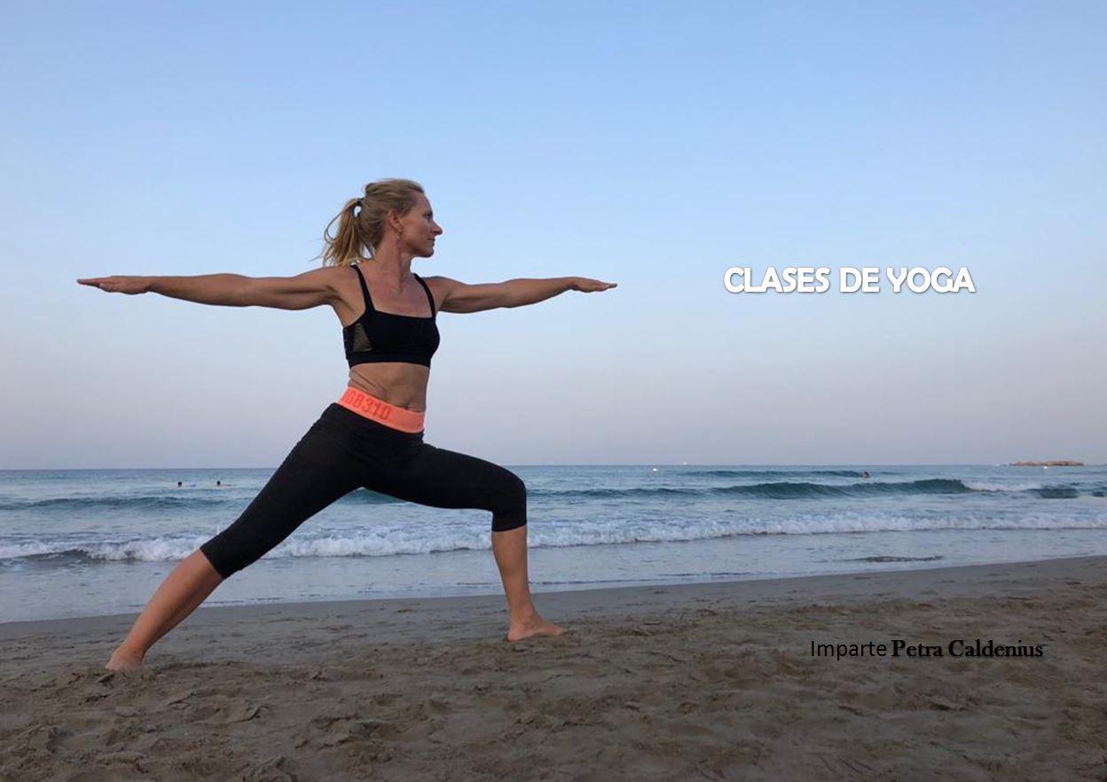 yoga Petra 2018